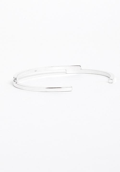 Bracelet IX 02 Silver