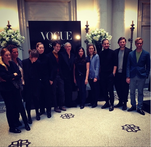 TheMedleyInstitute_Vogue Salon2014