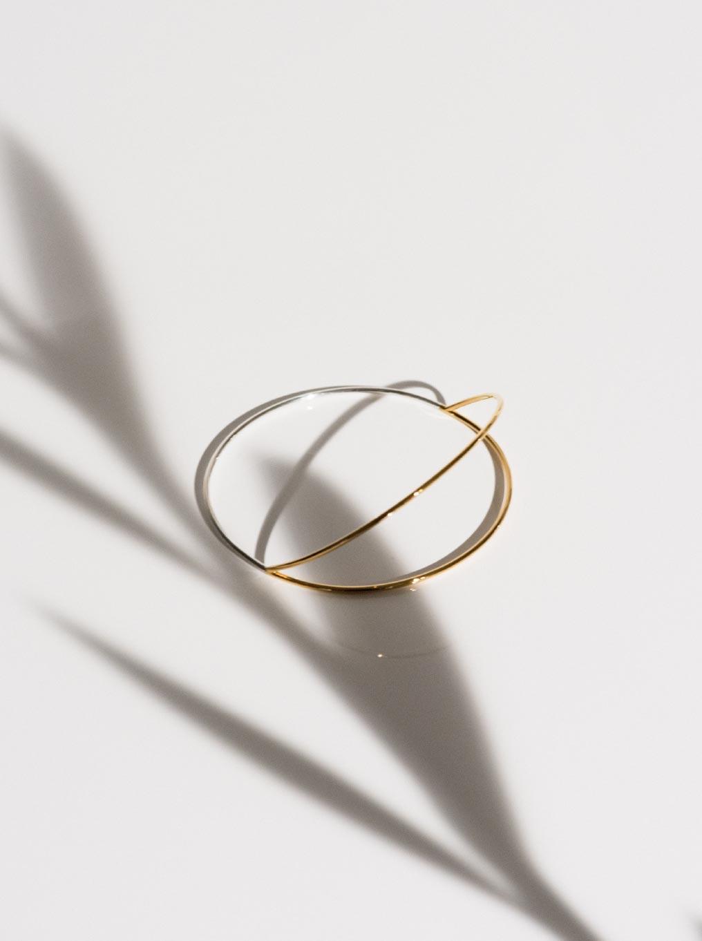 Parting circle bracelet (XI-04-B)